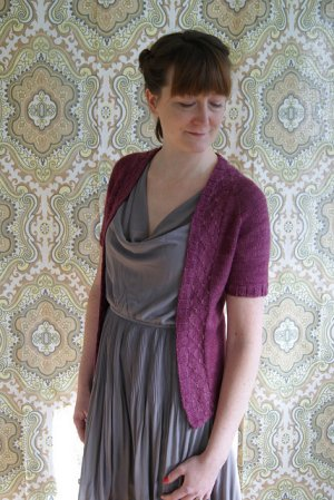 Winged Knits Patterns - Lavaliere Pattern