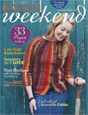 Interweave Knits Magazine - '11 Weekend Special Issue