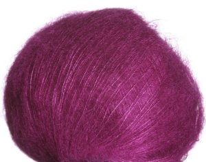 Debbie Bliss Angel Yarn - 22 Fuchsia
