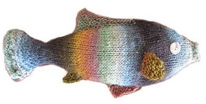 Crystal Palace Mochi Plus Trout Fishy Kit - Home Accessories