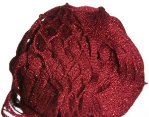 Rozetti Marina Glitz Yarn - 52002 Red Carpet