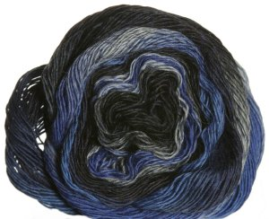 Wisdom Yarns Poems Sock Yarn - 952 Blue Haze (Discontinued)