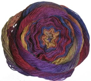Wisdom Yarns Poems Sock Yarn - 955 Tropical Sunset