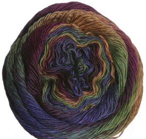 Wisdom Yarns Poems Sock Yarn - 959 Grape Arbor