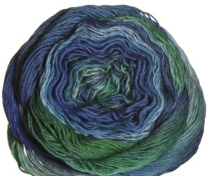 Wisdom Yarns Poems Sock Yarn - 961 Spa Shades