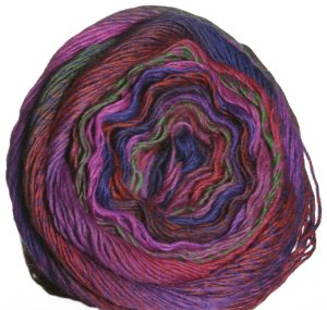 Wisdom Yarns Poems Sock Yarn - 963 Girly Girl