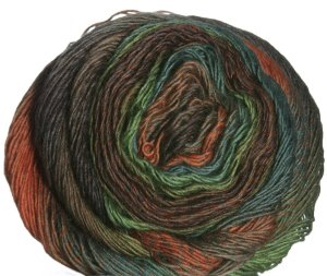 Wisdom Yarns Poems Sock Yarn - 965 Pumpkin Patch