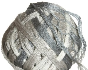 Katia Triana Lux Yarn - 62 Silver/Grey (Discontinued)