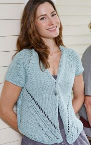 Berroco Weekend Chunky Quonset  Kit - Women's Cardigans