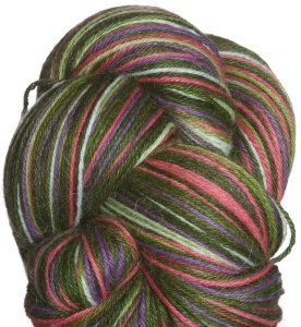 Misti Alpaca Hand Paint Sock Yarn - 32 - Shangri-La (Discontinued)