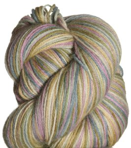Misti Alpaca Hand Paint Sock Yarn - 30 - Single Lady