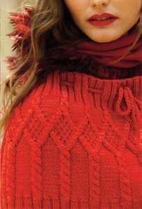 Lorna's Laces Shepherd Worsted Capelet Kit - Scarf and Shawls