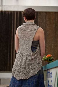 Tahki Stacy Charles Ripple Nantucket Vest Kit - Vests