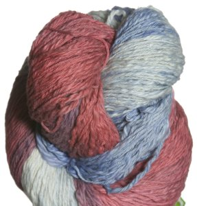 Ester Bitran Hand Dyes Pichasca Yarn - 901 Blue, Brown