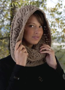 Cascade Eco Cloud Head in the Clouds Cowl Kit - Scarf and Shawls