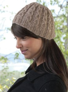 Cascade Eco Cloud Head in the Clouds Hat Kit - Hats and Gloves