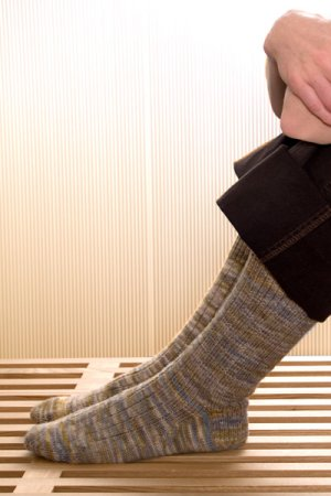 Shibui Patterns - Toe Up Socks Pattern