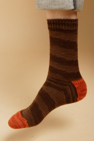 Shibui Patterns - Simple Sock (Discontinued) Pattern