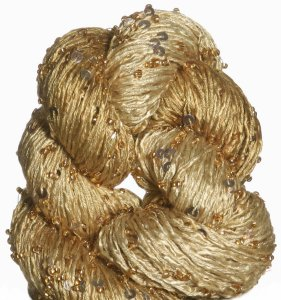 Artyarns Beaded Silk & Sequins Light Yarn - 2270 w/Gold