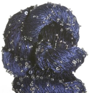 Artyarns Beaded Silk & Sequins Light Yarn - 2267 w/Silver
