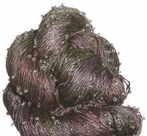 Artyarns Beaded Silk Light Yarn - 1004H w/Silver