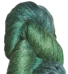 Artyarns Rhapsody Glitter Light Yarn - H13 w/Silver