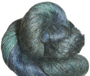 Artyarns Rhapsody Glitter Light Yarn - H3 w/Silver