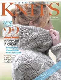 Interweave Knits Magazine - '11 Fall (Discontinued)