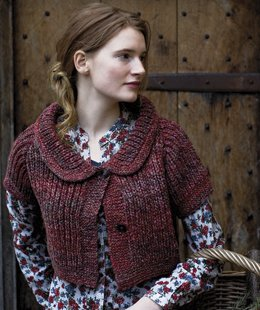 Rowan Renew Cyclamen Shrug Kit - Women's Cardigans
