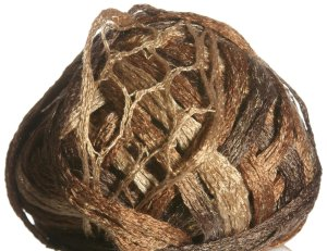 Katia Triana Lux Yarn - 31 Lt. Brown/Dk. Brown