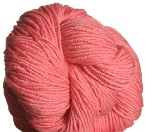 Plymouth Worsted Merino Superwash Yarn - 51 Salmon