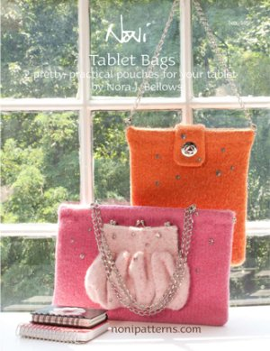 Noni Patterns - Tablet Bags Pattern