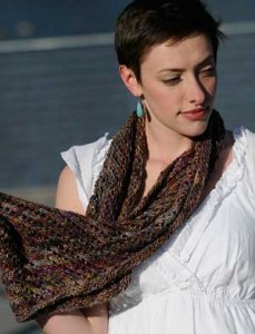 Berroco Boboli Mixt Cowl Kit - Scarf and Shawls
