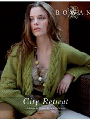 Rowan Pattern Books - City Retreat (Discontinued)