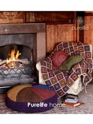 Rowan Pattern Books - Purelife Home (Discontinued)