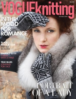 Vogue Knitting International Magazine - '11 Fall
