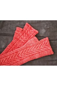 Madelinetosh Tosh Patterns - Staghorn Mitts Pattern