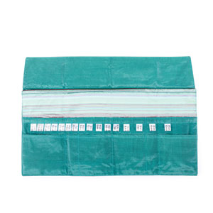 della Q Interchangeable Needle Case - 185-1 - 017 Seafoam