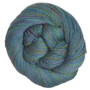 Cascade Heritage Silk Paints Yarn - 9817 Water Lilies