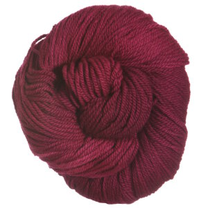 Swans Island Natural Colors Worsted Yarn - Garnet