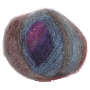 Rowan Kidsilk Haze Stripe Yarn - 202 Cool