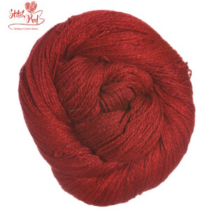 Jade Sapphire Silk/Cashmere 2-ply Yarn - 201 - Seeing Red