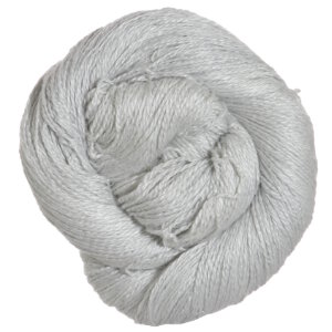 Jade Sapphire Silk/Cashmere 2-ply Yarn - 026 - Silver Pearl