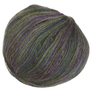 Classic Elite Silky Alpaca Lace Hand Paint Yarn - 2466 Midnight Forest (Discontinued)