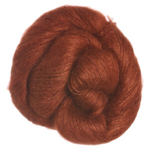 Shibui Silk Cloud Yarn - 0181 Rust (Discontinued)