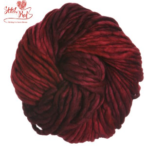 Malabrigo Rasta Yarn - 873 Stitch Red