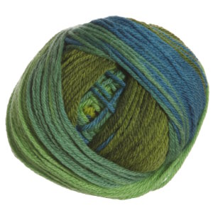 Classic Elite Liberty Wool Print Yarn - 7893 Rainforest