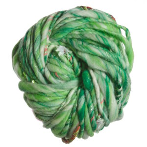 Knit Collage Gypsy Garden Yarn - Emerald Rainforest