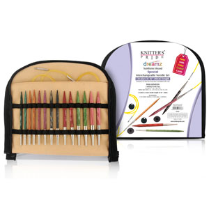 Knitter's Pride Dreamz Special Interchangeable Needle Set Needles