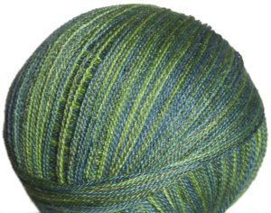 Classic Elite Silky Alpaca Lace Hand Paint Yarn - 2469 Jungle (Discontinued)